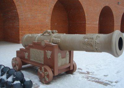 Крепостная пушка г. Йошкар-Ола, Кремль