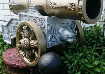 Копия Царь-пушки (продаётся)