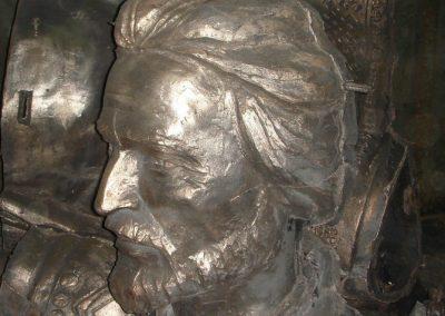 Памятник князю Акпарсу